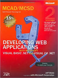 Course 70-315 - Developing and Implementing Web Applications with Microsoft® Visual C#™ .NET and Microsoft® Visual Studio® .NET