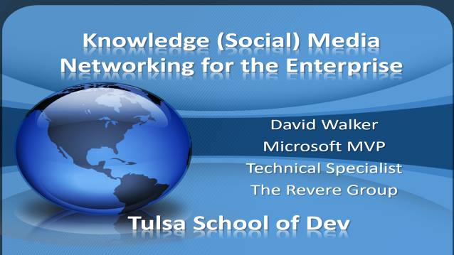Knowledge (Social) Networking for the Enterprise