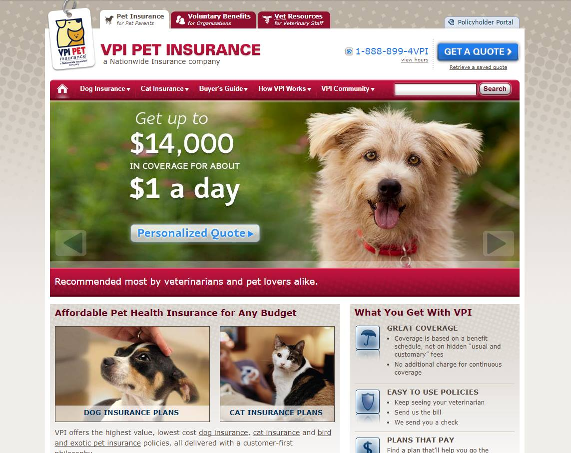 Veterinary Pet Insurance
